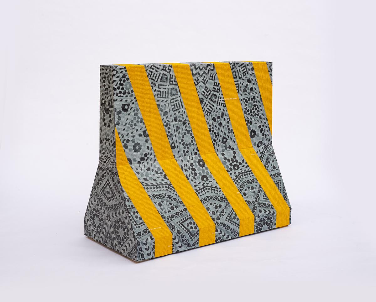 Abdulnasser Gharem Concrete Block Iv 2018 B2