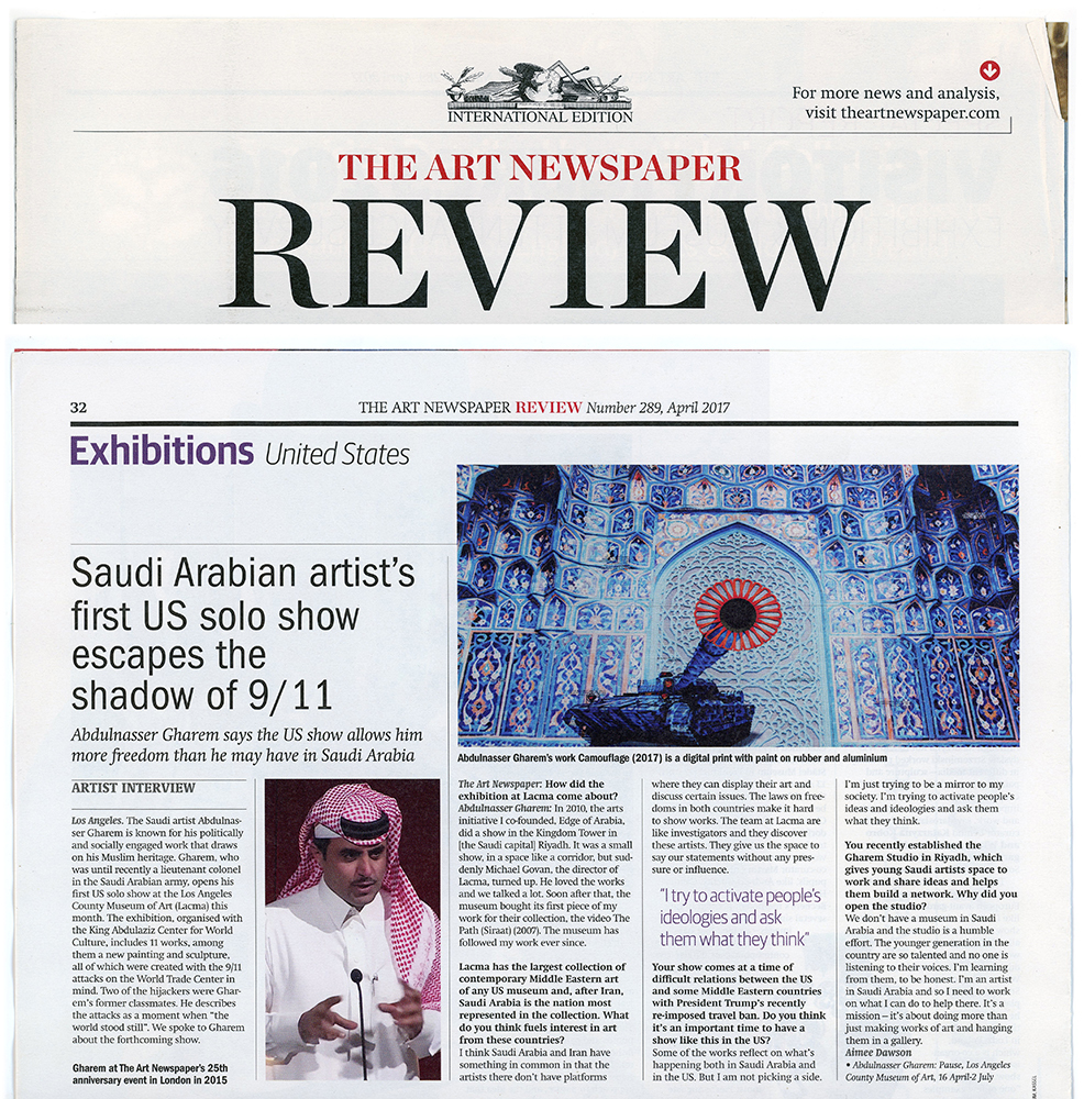 Art News Paper The Review