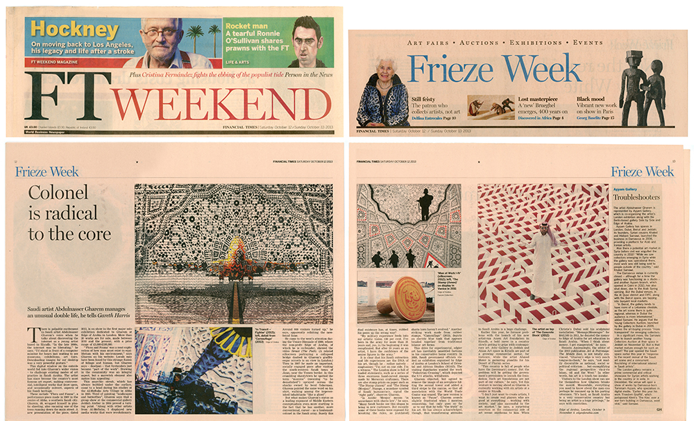 Ft Frieze Week