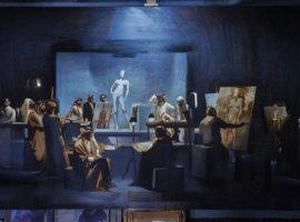 Web 3 Abdulnasser Gharem Aniconism Painting 3