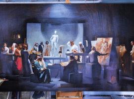 Web Abdulnasser Gharem Aniconism Painting 3